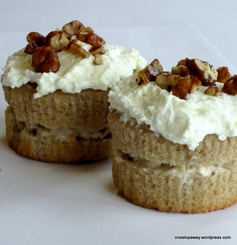Crazy Banana Cake With Cream Cheese Frosting Recipe