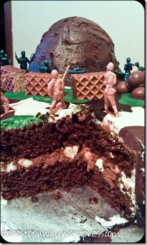 soldier cake inside 2-2
